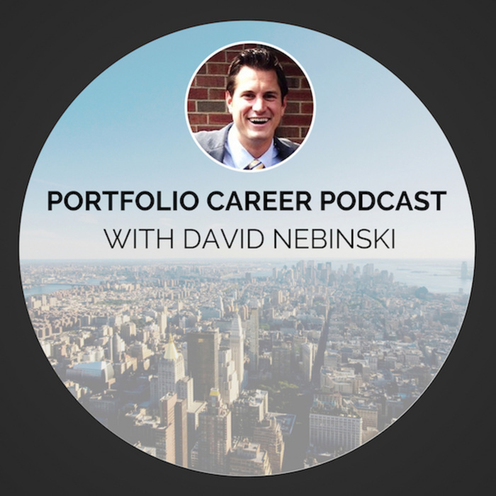 Portfolio Career Podcast with David