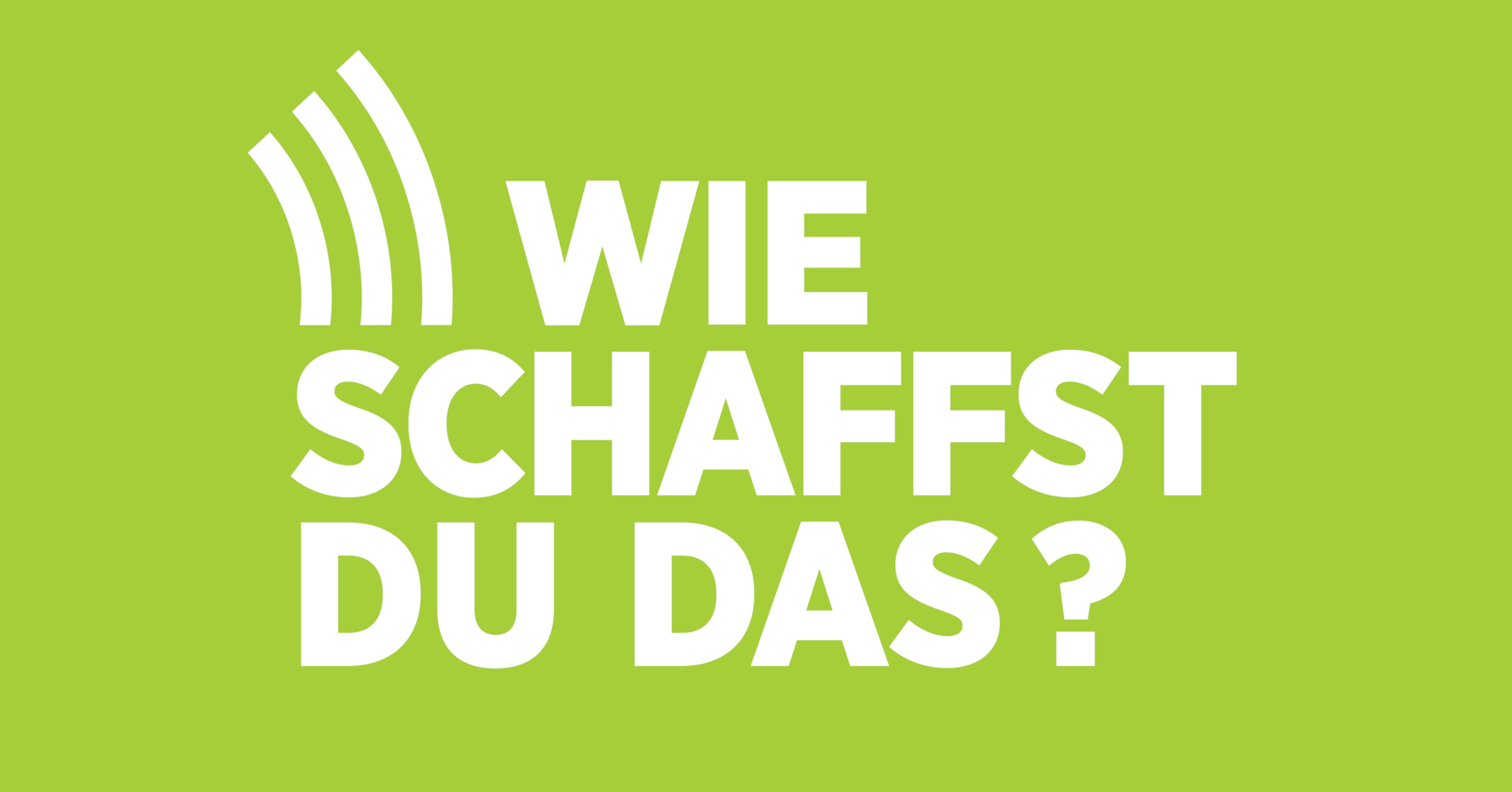 Podcast wieschaffstdudas header