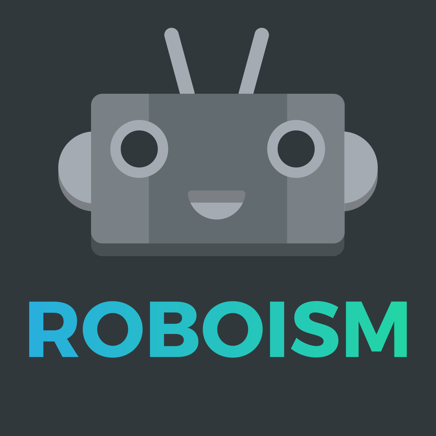 Roboism cast art