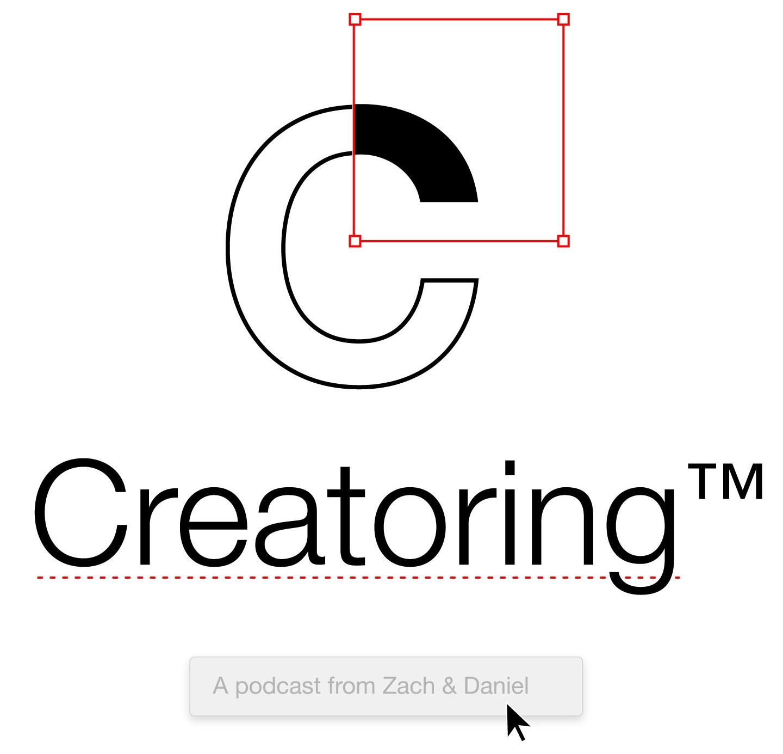 Creatoring logo temp 1