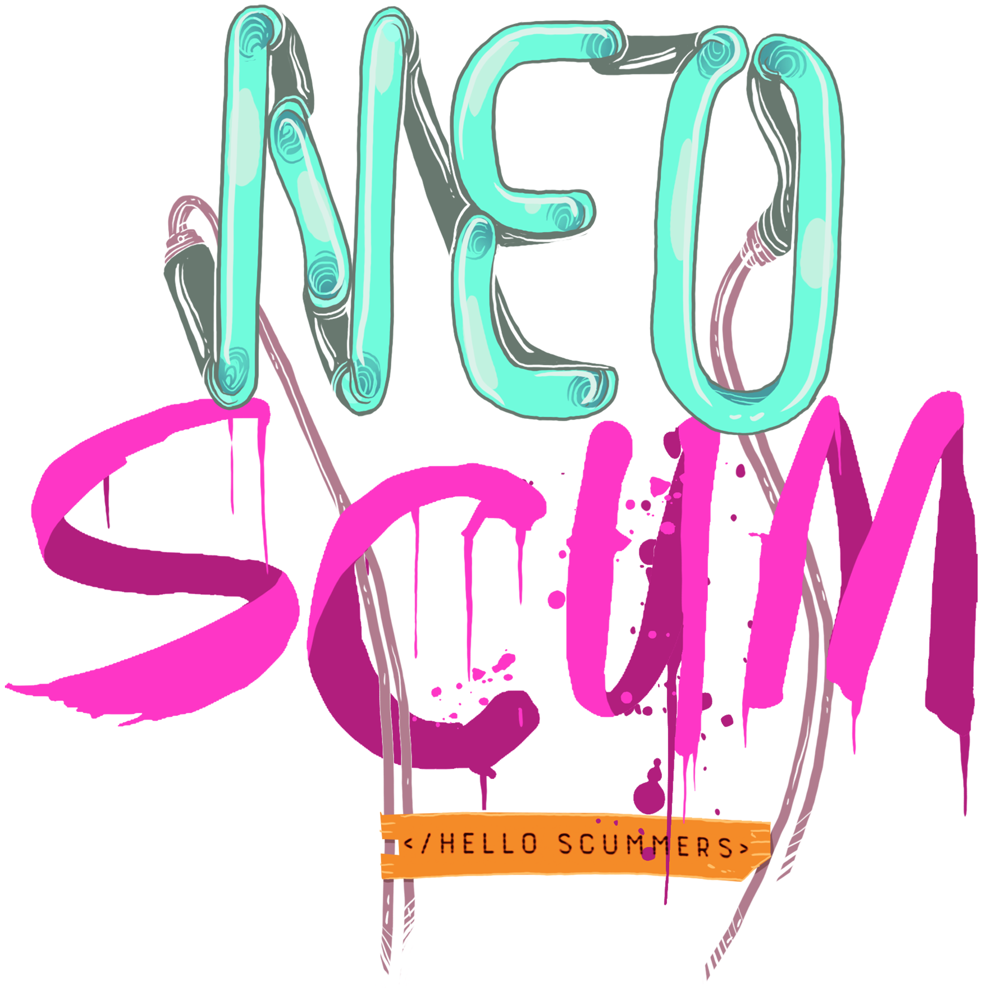Neoscum 20logo 20high 20res 20white