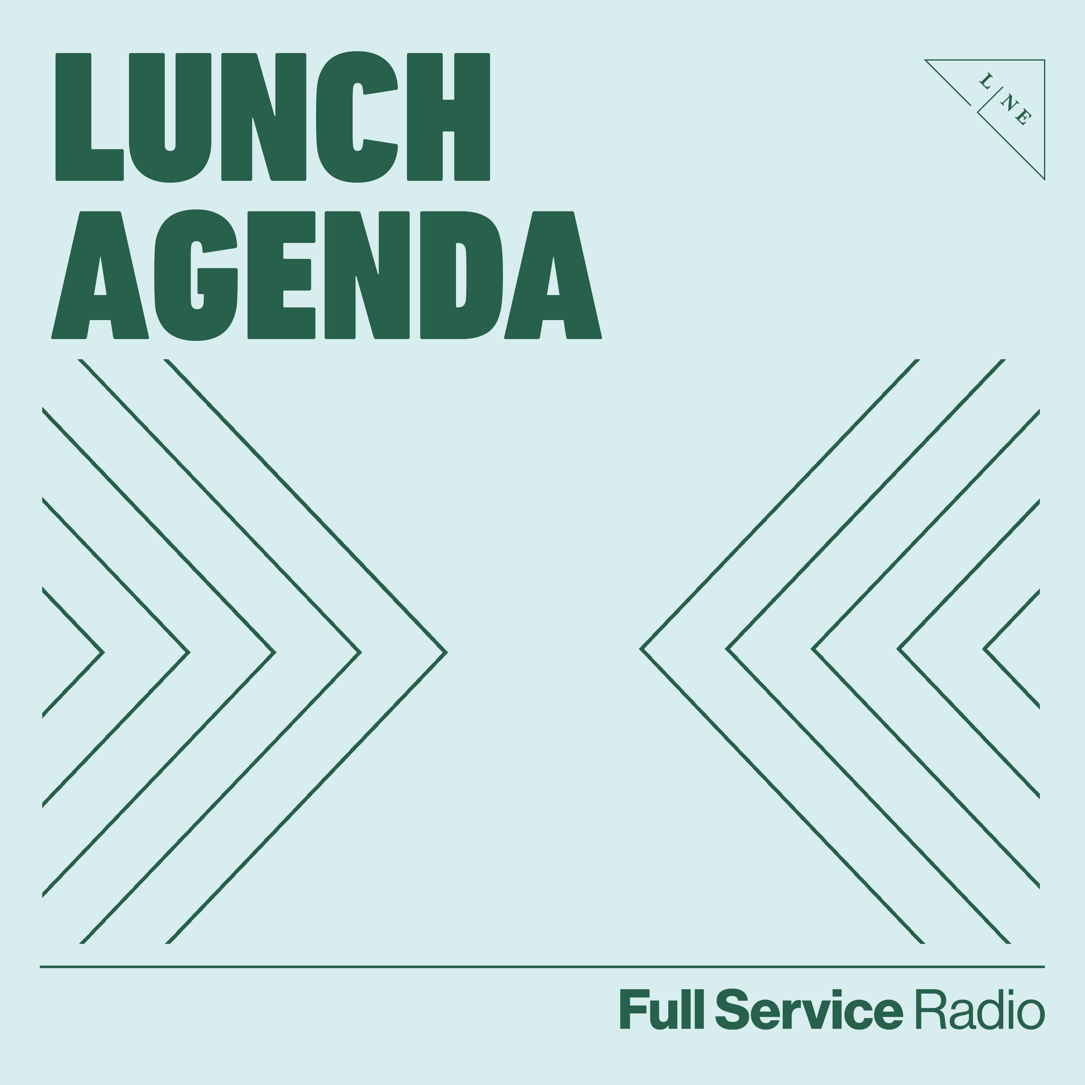 Lunch 20agenda 01