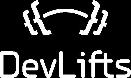 Devlifts white transp