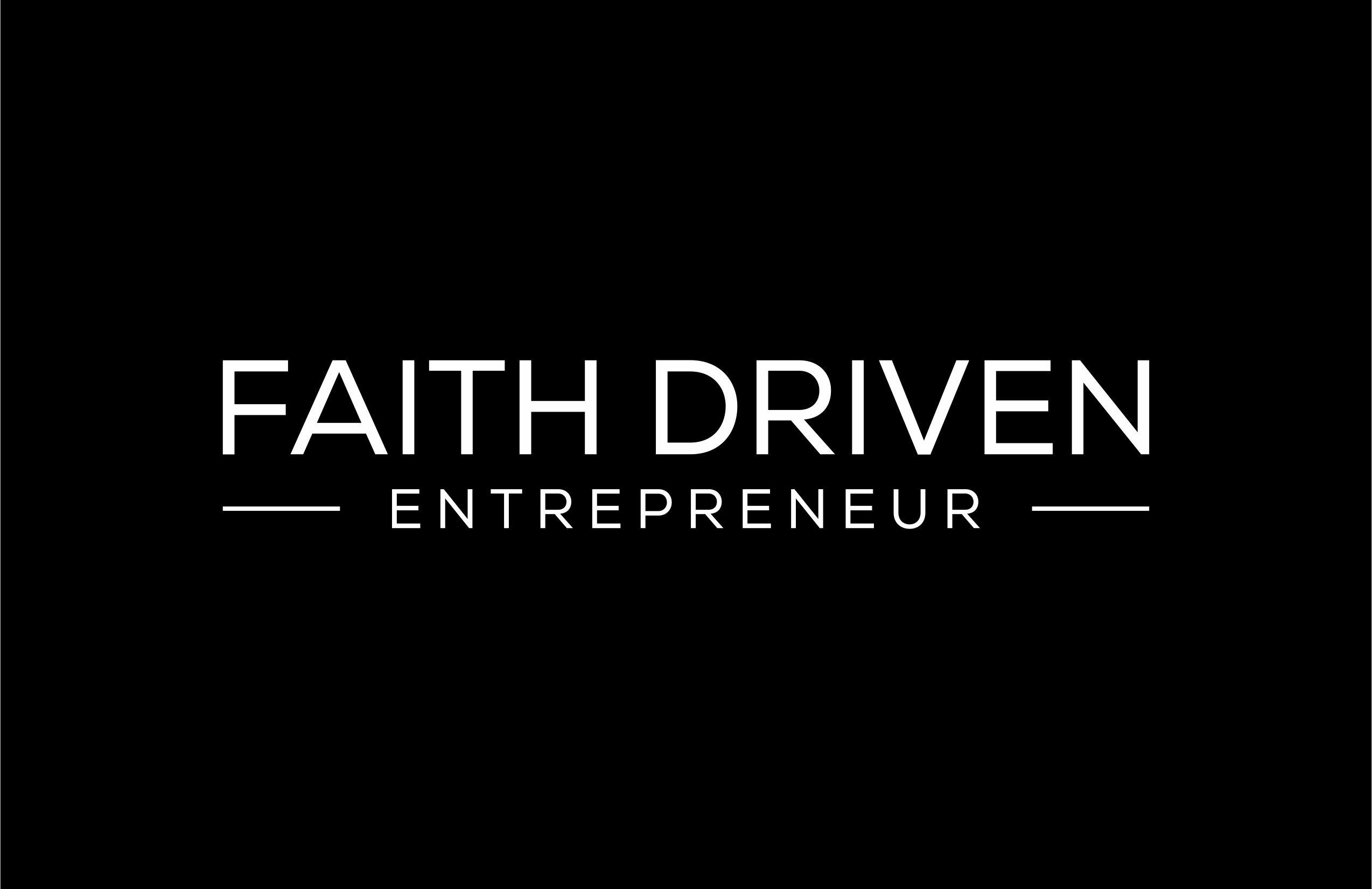 Faith 20driven 20entrepreneur black