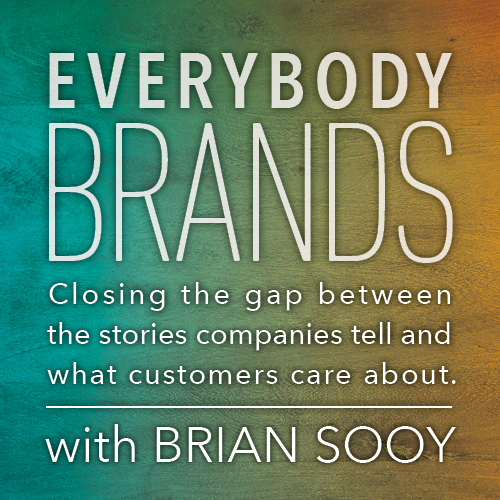 Everybody brands podcast small
