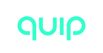 Quip  oral care  logo