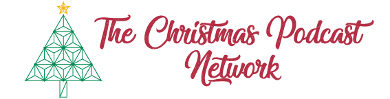 Christmas podcast network logo