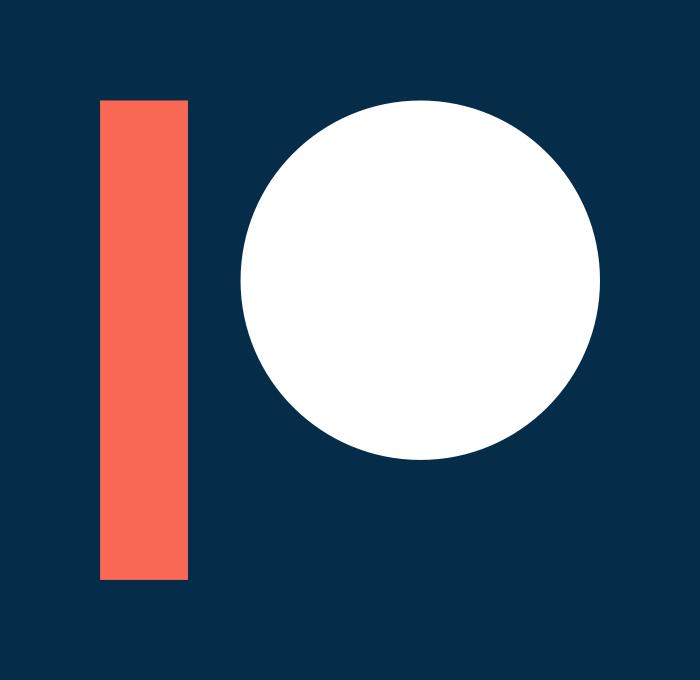 Patreon monogram