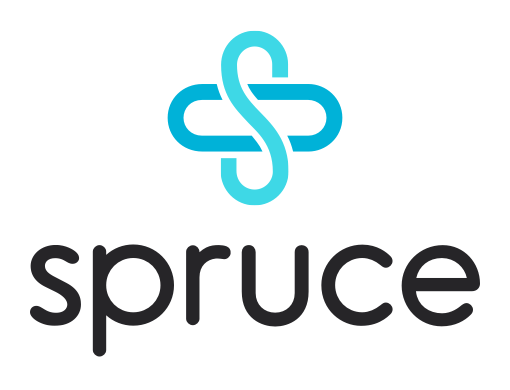 Spruce center logo color transparent 3x