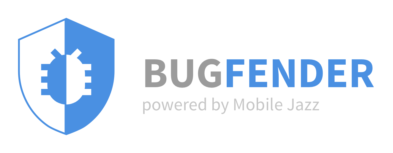 Bug fender logotype