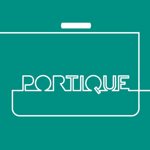Portique logo