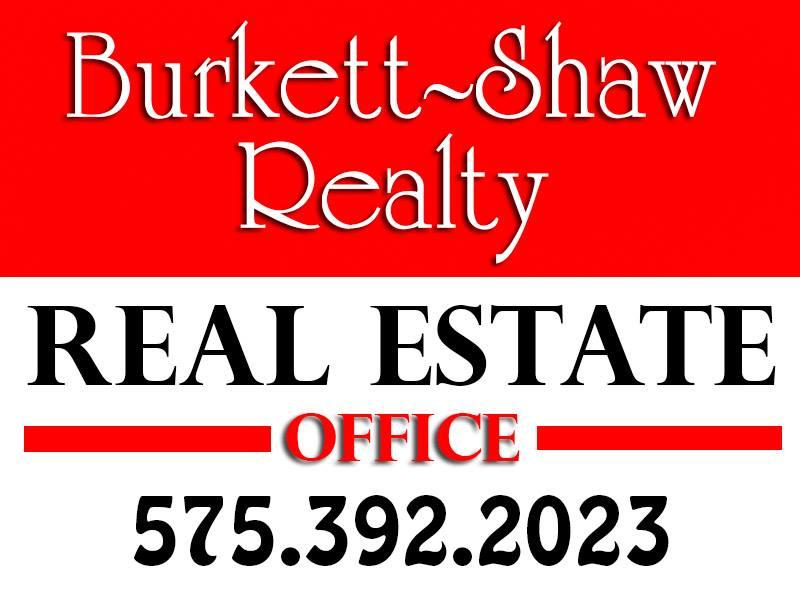 Burkett shaw realty logo