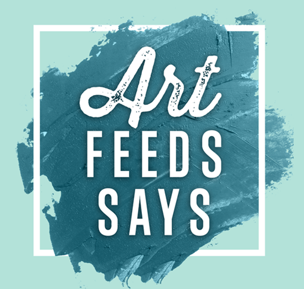 Art feeds says banner page