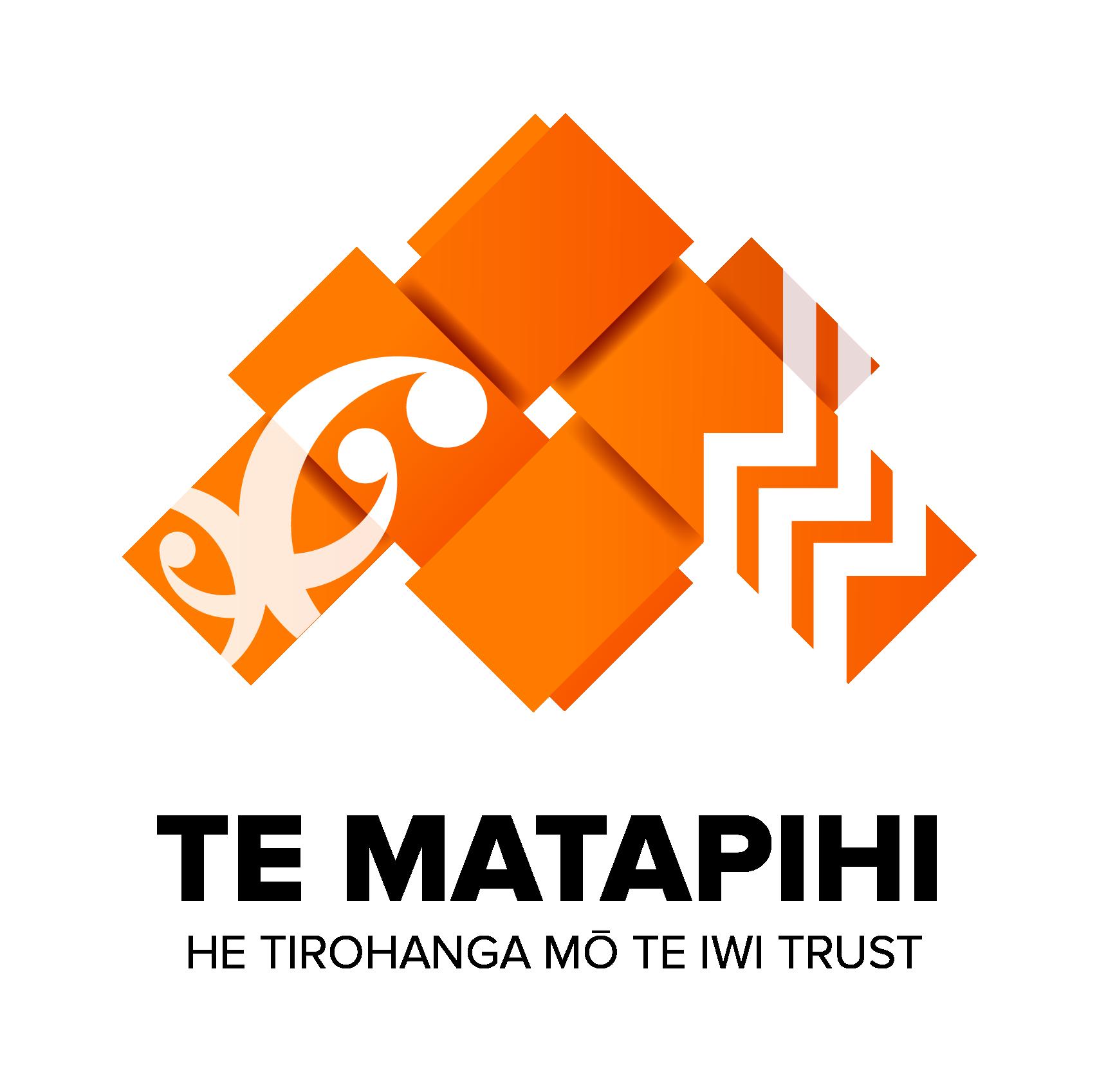 Te matapihi logo rgb orange 01
